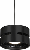 Kuzco PD6705-BK Oxford Modern Black LED Mini Drum Drop Lighting