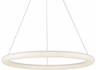 Kuzco PD80332-WH Cumulus Minor Modern White LED 32  Drop Ceiling Lighting
