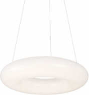 Kuzco PD80712 Cumulus Modern White LED 12  Pendant Hanging Light