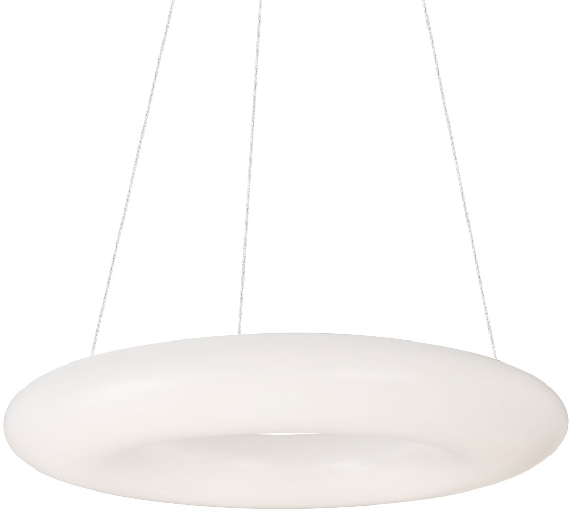 Kuzco Pd80718 Ulus Contemporary White Led 18 Nbsp Hanging Light Fixture Loading Zoom