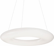 Kuzco PD80724 Cumulus Modern White LED 24  Drop Lighting