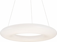 Kuzco PD80736 Cumulus Modern White LED 36  Ceiling Light Pendant