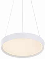 Kuzco PD81316-WH Union Modern White LED 16  Ceiling Pendant Light