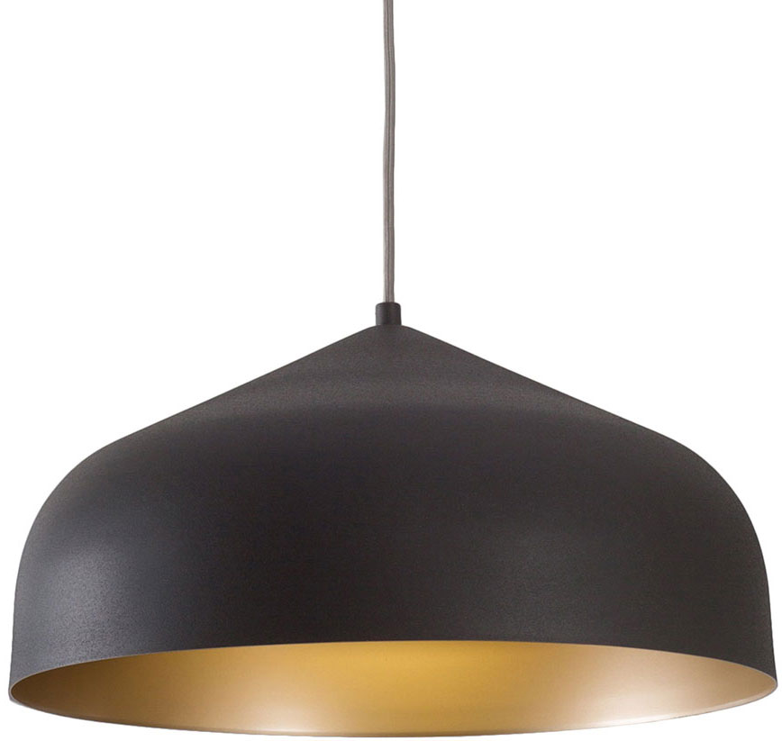 Kuzco Pd9117 Gh Gd Helena Modern Graphite With Gold Led Hanging Pendant Lighting Loading Zoom