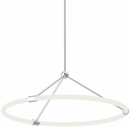 Kuzco PD99126-CH Santino Modern Chrome LED Pendant Lighting