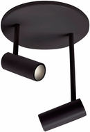 Kuzco SF15002-BK Downey Modern Black LED Overhead Lighting Fixture