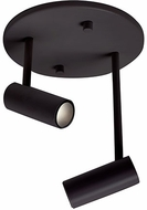 Kuzco SF15002-BK Downey Modern Black LED Spot Light Indoor