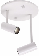 Kuzco SF15002-WH Downey Contemporary White LED Indoor Spot Lighting