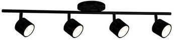 Kuzco TR10031-BK Lyra Contemporary Black LED Home Track Lighting