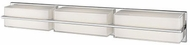 Kuzco VL2436-CH Chrome LED 3-Light Bath Lighting Fixture