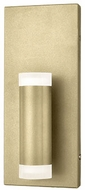 Kuzco WS16705-BB Brazen Contemporary Brushed Brass LED Wall Sconce Lighting
