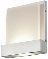 Kuzco WS33407-BN Guide Contemporary Brushed Nickel LED Lamp Sconce