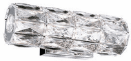 Kuzco WS7812-(3000K) Gamma Chrome 12  Bath Light Fixture