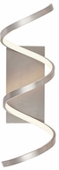 Kuzco WS93724-AS Synergy Contemporary Antique Silver LED Wall Lighting Fixture