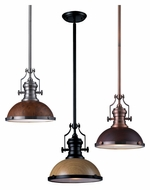 ELK Chadwick Small 13 Inch Diameter Drop Ceiling Light Fixture