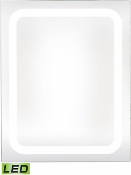 ELK Home 1179-001 Avant Modern Clear LED Mirror