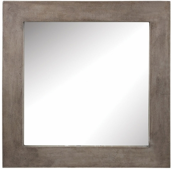 ELK Home 157-001 Cubo Concrete Wall Mounted Mirror