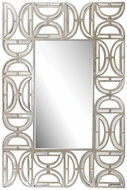 Lazy Susan 173-008 Clear, Gold Wall Mirror