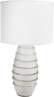 Lazy Susan 223087 Milk Flaked White Table Light
