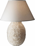 Lazy Susan 762002 Clam Rose Jardiniere White Table Light