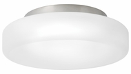 LBL FM842FRSCLED830 Vessa Contemporary Satin Nickel LED Ceiling Lighting