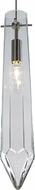 LBL HS783CR Mini-Dia Modern Xenon Low Voltage Mini Pendant Light