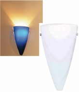 LBL HW4601 Tear Drop Wall Line-Voltage Halogen Sconce