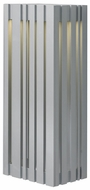 LBL LW641 Uptown Large Outdoor Sconce 17.7 Tall Modern
