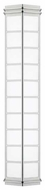 LBL PW530 Modular New York Large Fluorescent Outdoor Wall Sconce