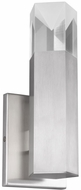 LBL WS1040SCLEDWD Krypton Modern Satin Nickel LED Light Sconce
