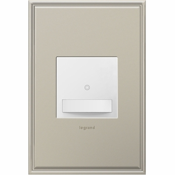 Legrand Adorne ASOS32W4 Modern White Auto-ON/Auto-OFF SensaSwitch