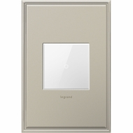 Legrand Adorne ASTH155RMW1 Modern White Touch Switch Wi-Fi Ready Master