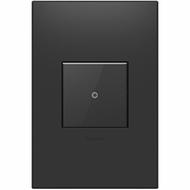 Legrand Adorne ASTHRRG1 Modern Graphite Wi-Fi Ready Remote Touch Switch