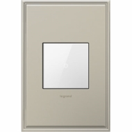 Legrand Adorne ASTHRRW1 Modern White Touch Switch Wi-Fi Ready Remote