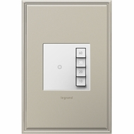 Legrand Adorne ASTM2W2 Modern White Manual-ON/Timed-OFF SensaSwitch