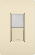 Legrand Radiant NTL873LACC6 Contemporary Light Almond LED Night Light w/ Single-Pole 3-Way Switch