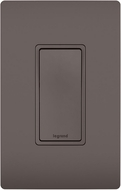 Legrand Radiant TM874 Contemporary Brown 4-Way Decorator Switch