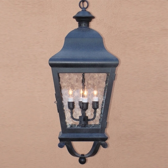 Lighting Innovations 1268 Traditional Outdoor 6 Wide x 15.5 Tall Ceiling Light Pendant