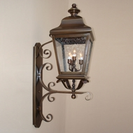 Lighting Innovations 1278 Traditional Outdoor 6 Wide x 20.4 Tall Light Sconce