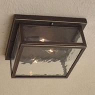 Lighting Innovations 4030 Exterior 8  Wide x 5  Tall Ceiling Light Fixture