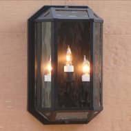 Lighting Innovations 5054 7  Wide x 13  Tall Wall Light Sconce