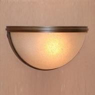 Lighting Innovations 5056 11.8  Wide x 5.9  Tall Lamp Sconce
