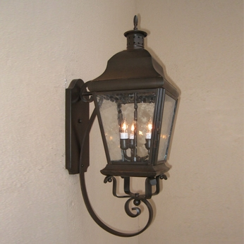 Lighting Innovations BB5941 Outdoor 7.5 Wide x 22.8 Tall Lighting Sconce