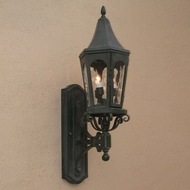 Lighting Innovations BC8043 Exterior 12 Wide x 40 Tall Lamp Sconce