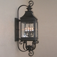 Lighting Innovations BP1103 Exterior 8.9  Wide x 31.8  Tall Sconce Lighting