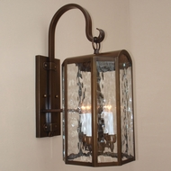 Lighting Innovations BP1691 Outdoor 6.1 Wide x 17 Tall Wall Sconce