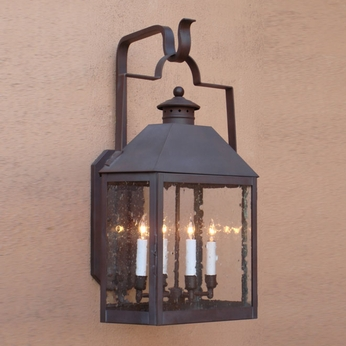Lighting Innovations BP1903 Outdoor 13.9 Wide x 22.1 Tall Lighting Wall Sconce