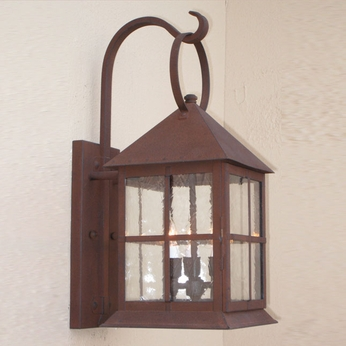 Lighting Innovations BP2303 Outdoor 10 Wide x 22.5 Tall Lamp Sconce