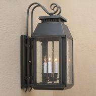 Lighting Innovations BP9603 Exterior 9  Wide x 24.9  Tall Wall Sconce Lighting