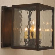 Lighting Innovations BPS1384 Outdoor 12 Wide x 15.3 Tall Lighting Sconce
